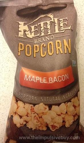 Kettle Brand Maple Bacon Popcorn