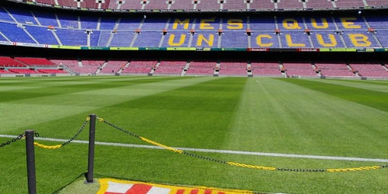 ▌Spain ▌ FC Barcelona !! 我明明不是球迷啊~