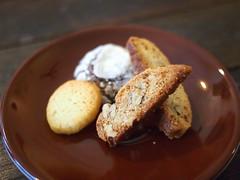 Biscuits, biscotti, Kooka Cafe, Purvis Street