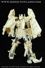 MG Versal Knight Gundam Resin Conversion Kit (10)