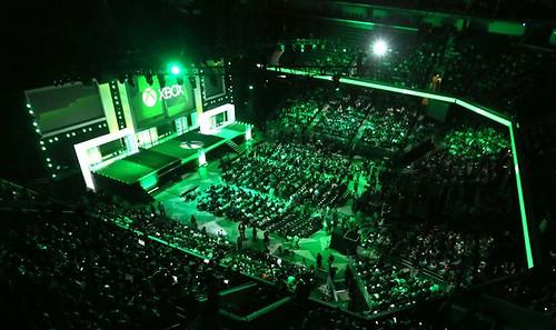 E3 show view