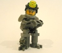 Lego Mech Scout Suit | Flickr - Photo Sharing!