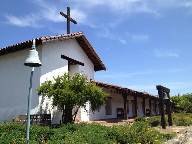 Mission San Francisco de Solano