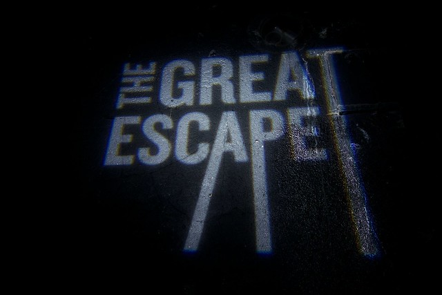 128/365 - The Great Escape - Day 1