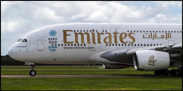 Emirates A380 taxing to Brisbane 19_3=