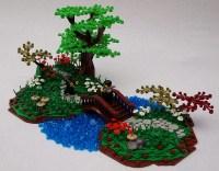 MOC: Japanese Garden Ambush - LEGO Historic Themes ...