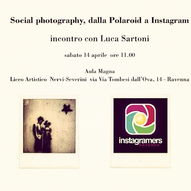 Social photography @ Ravenna