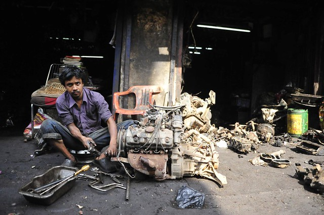 Asif, chor bazaar, Mumbai