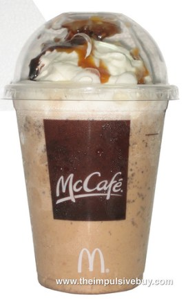 McDonald's McCafe? Frappe? Chocolate Chip