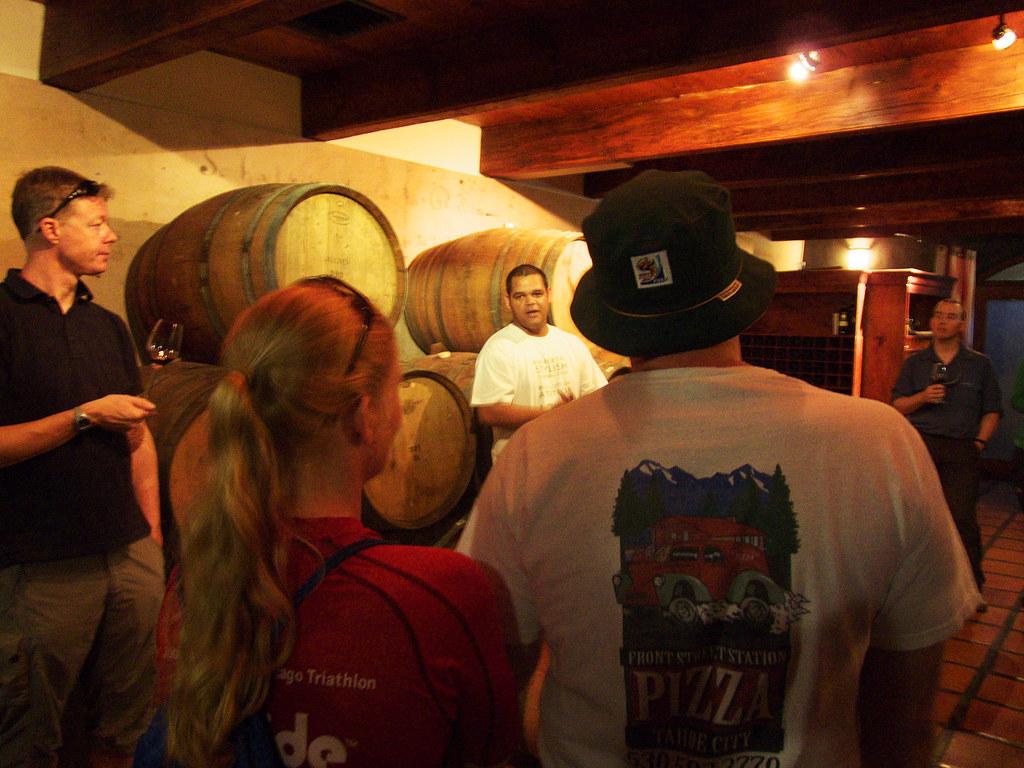 Wine at Spier