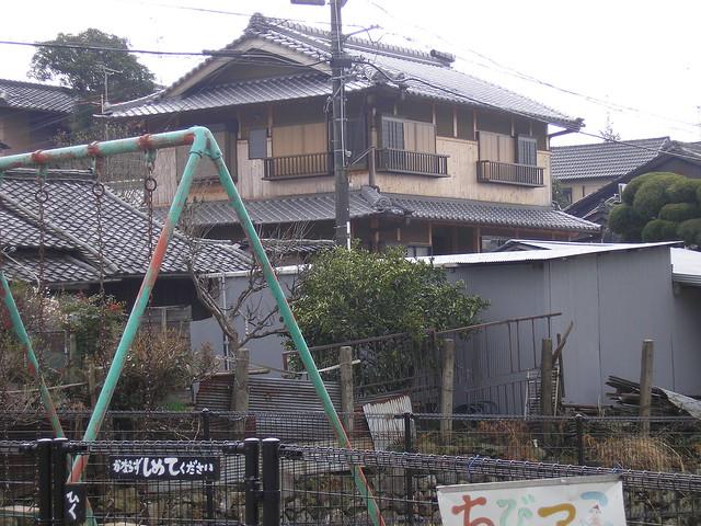 Real life - lost in Nara
