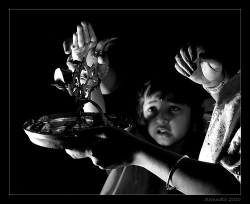 Give me thy blessings - 3 by Somnath Mukherjee Photoghaphy