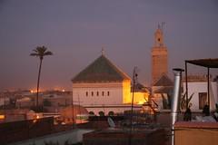 Zaouia Sidi Bel Abbes Marrakech, Marrocos