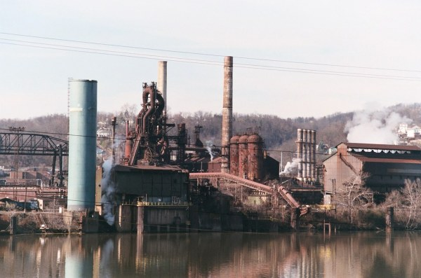 american industrial landscapes