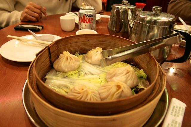Joe's Shanghai Chinatown in New York