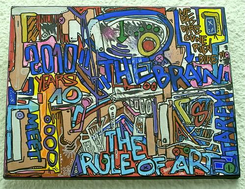 The rule of art by Tarek by Pegasus & Co