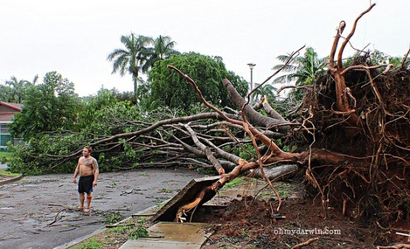 Cyclone Carlos, Darwin | February 2011