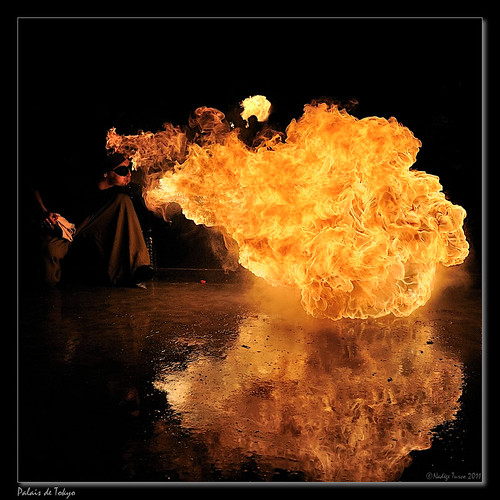 D'eau et de feu
