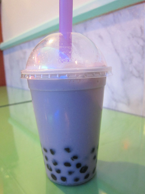 me my egg roll taro bubble tea Get the full scoop By