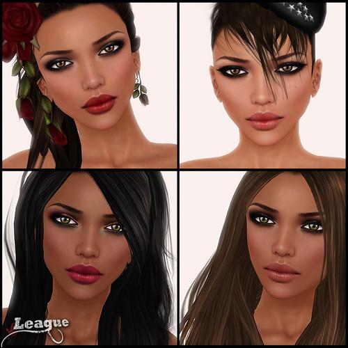 League Sia Skin2