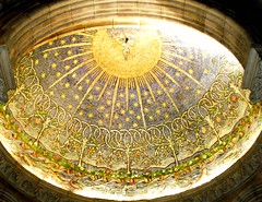 Baptistry roof - Anglican Cathedral, Belfast, Northern Ireland