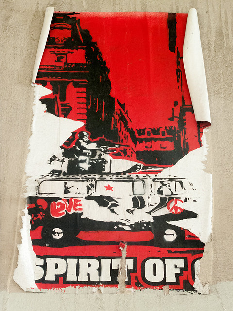 Spirit of Love - Poster