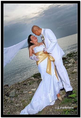 Calvo & Gonsaga Wedding