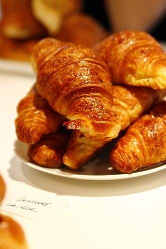 Les croissants de la boulangerie De Gascogne by ZIP Montreal
