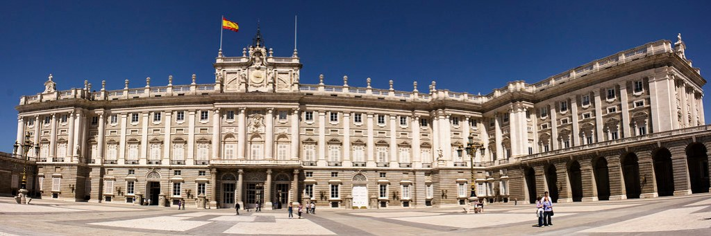 Panorama of Royal Palace 2011