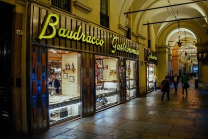 Torino: Baudracco Gastronomia Salumeria