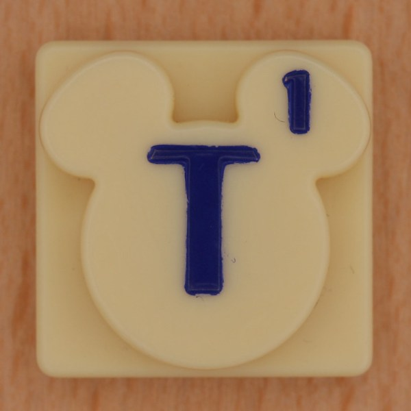 Disney Scrabble Letter T Flickr Photo Sharing!