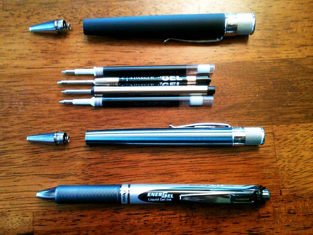 Genuine Fisher Space Pen Refills Many Colours and Nib Widths