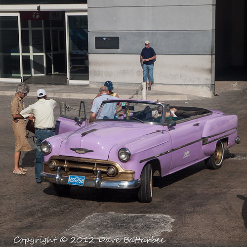 Old American Convertible
