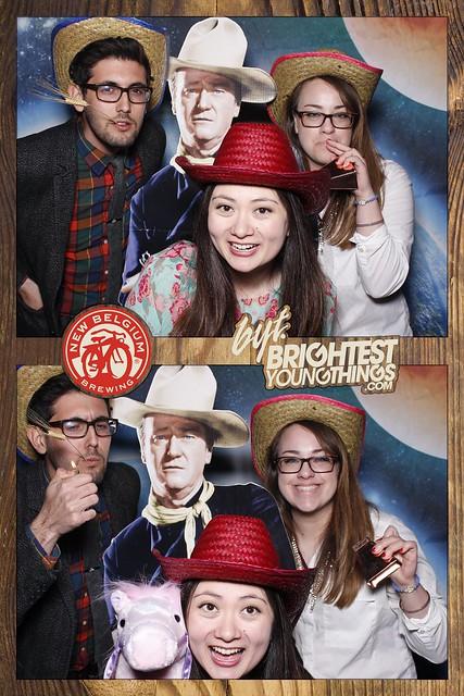 Photo Booth: SnapshotDC at Jack Rose
