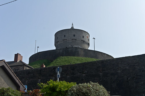 Drogheda -  Millmount Fort by infomatique