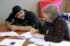 Adult Literacy Tutor