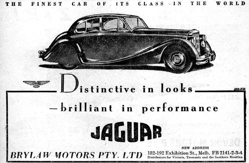 Jaguar MK V (1951)