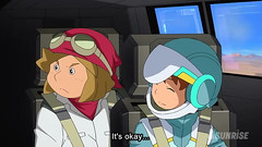 Gundam AGE 3 Episode 31 Terror! The Ghosts of the Desert Youtube Gundam PH 0005