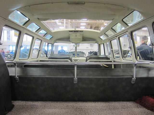 1965 Volkswagen Bus h