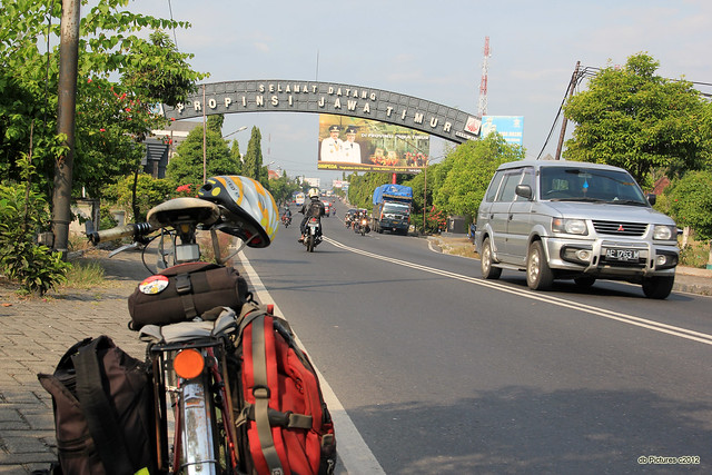 Closing to The East Java Gate