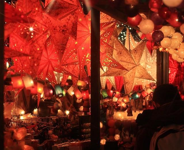 Weihnachtsmarkt, Roemerberg, Frankfurt am Main