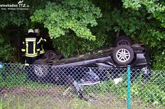 Verkehrsunfall Söhnleinstr Schierstein 17.06.12