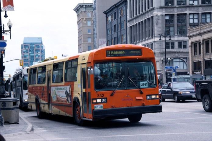 Winnipeg Transit Fares Going Up January 1, 2020