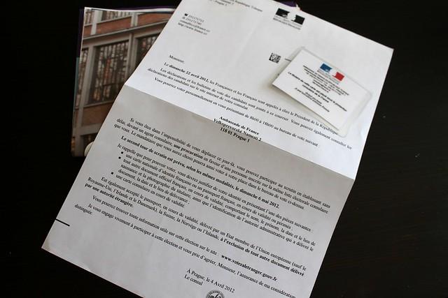 Project 52 2012 #16: Aux urnes, citoyens!