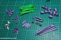 1-100 Kshatriya Neograde Version Colored Cast Resin Kit Straight Build Review (72)