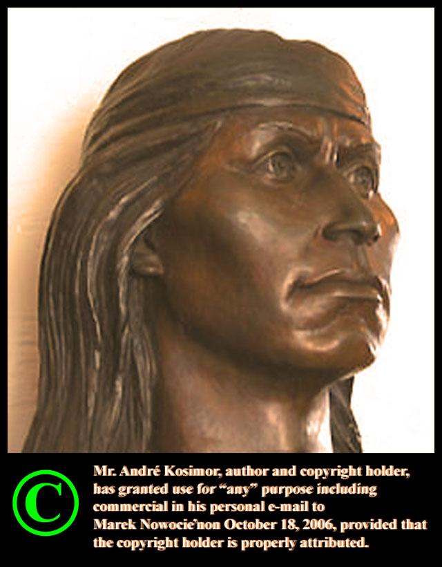 Cochise Sculpture