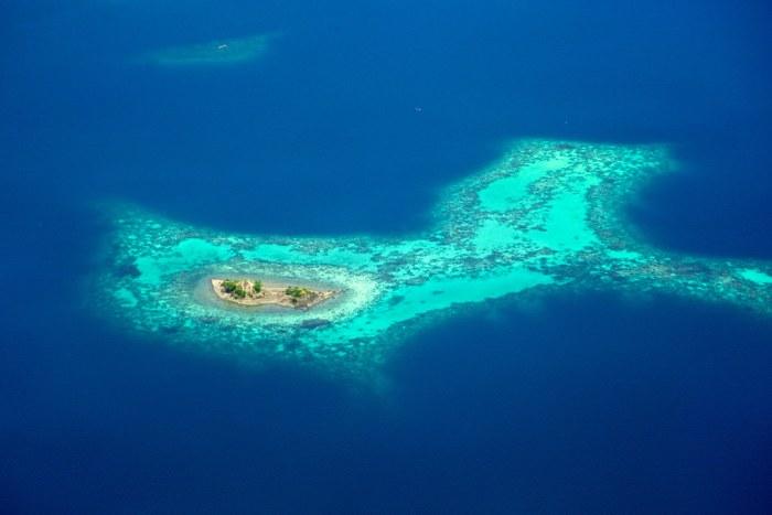 Deserted Island Paradise - Papua, Indonesia