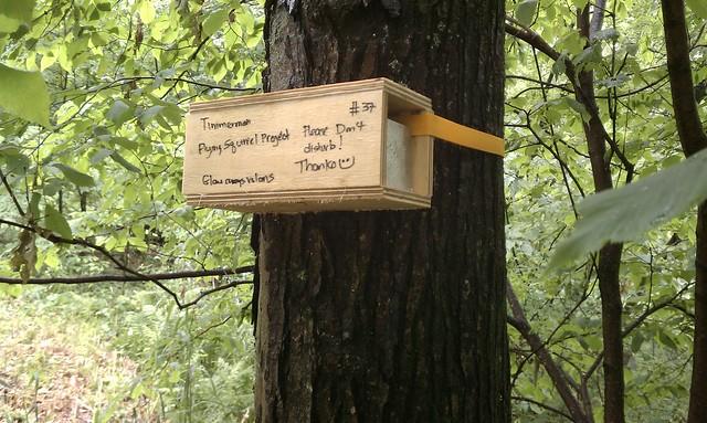 IMAG1324 MNoaks Flying Squirrel Trap Flickr Photo Sharing