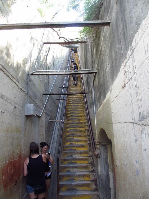 Stairs to Diamondhead