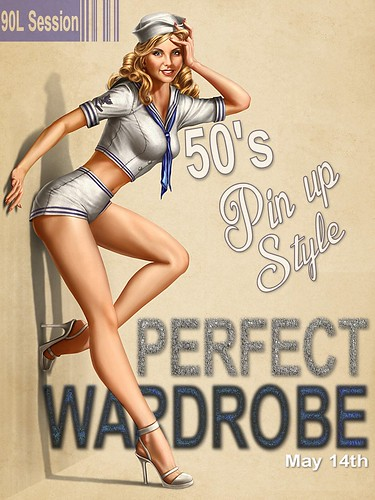 Perfect Wardrobe Pin up Style